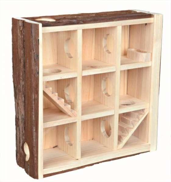 Trixie Natural Living Hamster Spielturm, 30x30x10 cm