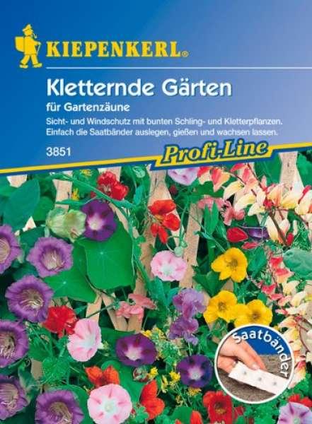 Kiepenkerl Kletternde Gärten Saatband