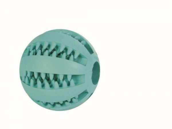 Trixie Denta Fun Mintfresh Ball Naturgummi, ø7 cm