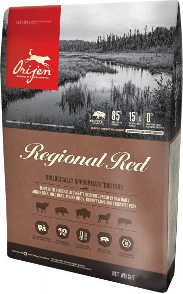 Orijen Hundefutter Regional Red