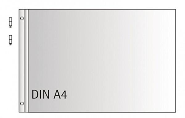 Erweiterungs-Set, Din A4 quer, inkl. Schrauben