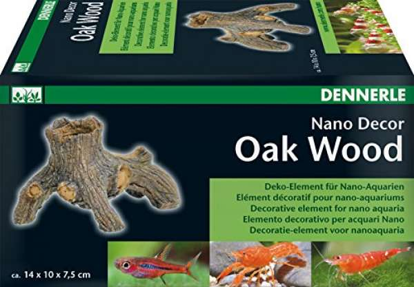 Dennerle 5848 Nano Decor Oak Wood