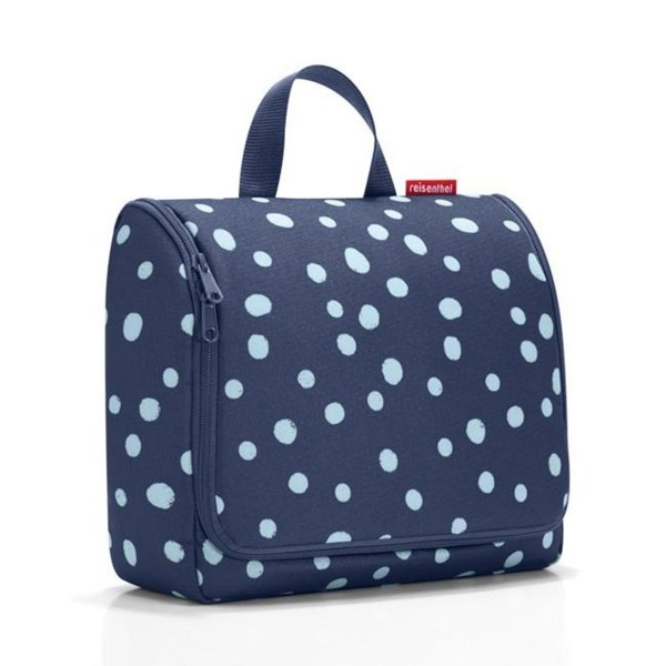 reisenthel® Toiletbag XL spots navy