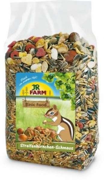 JR Farm Streifenhörnchen-Schmaus 600g