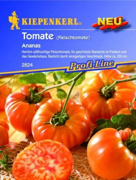 Kiepenkerl Tomate Ananas