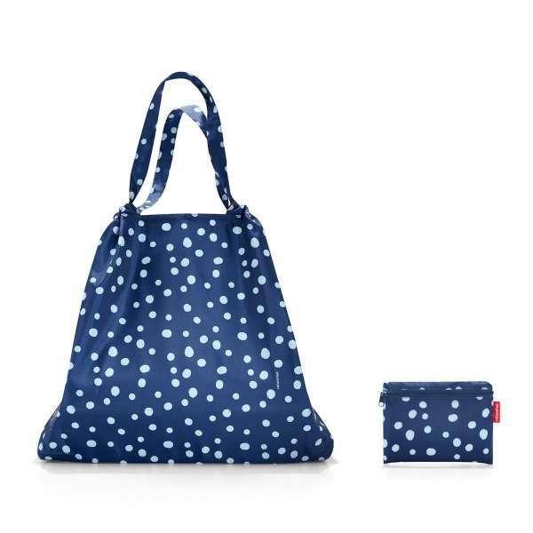 REI mini Maxi loftbag spots navy
