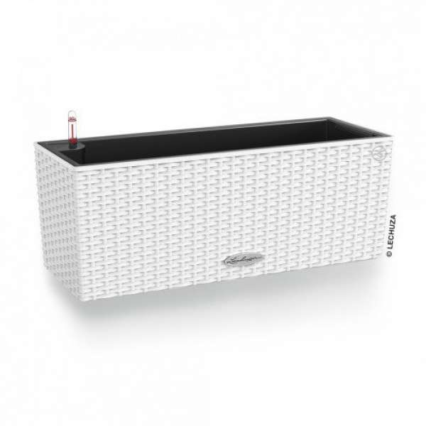 Lechuza BALCONERA Cottage weiss All-in-One Set