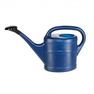 Kunststoff Gießkanne 5l blau