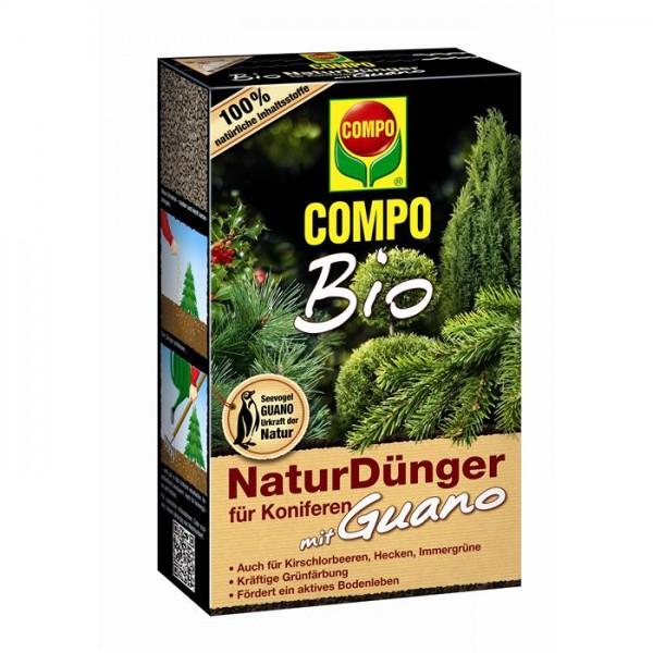 Compo Bio Naturdünger für Koniferen mit Guano 1kg