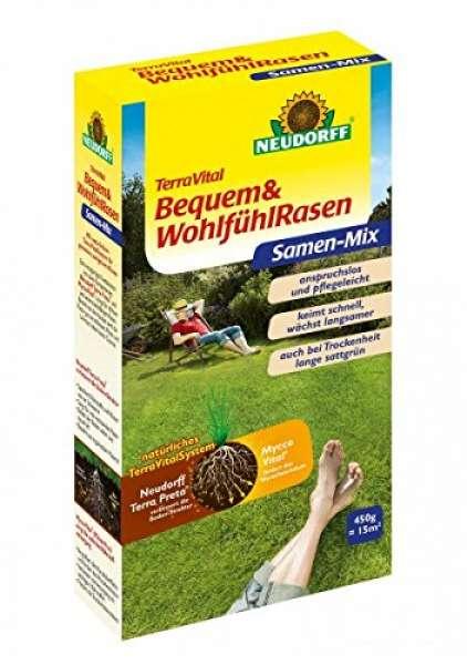 Rasen Mix Bequem+Wohlfühl 1,50kg 50qm