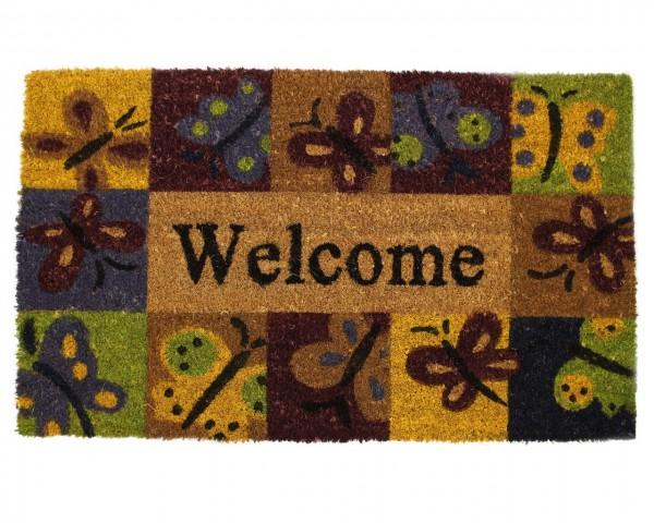 FuMa CE Welcome PVC 15 mm 45x75