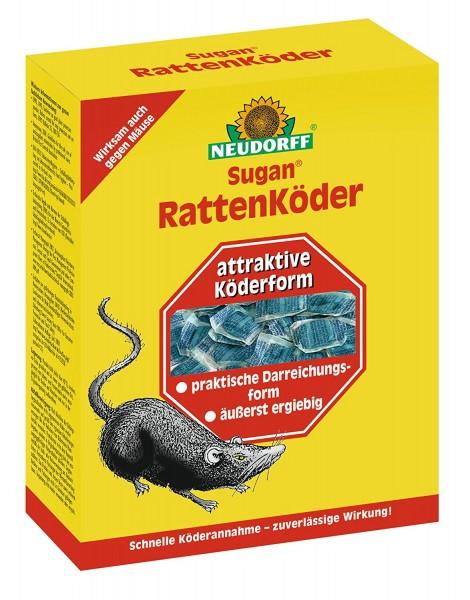 NEUDORFF Sugan RattenköderHappen 200 g