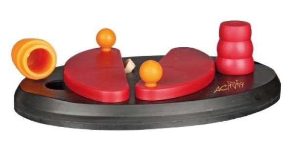 Trixie Dog Activity Push AwayStrategiespiel, 25 × 7 × 17 cm