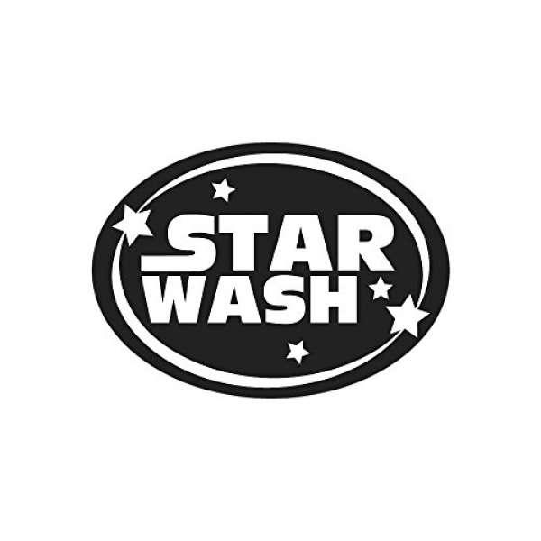 "Label ""Star Wash"""