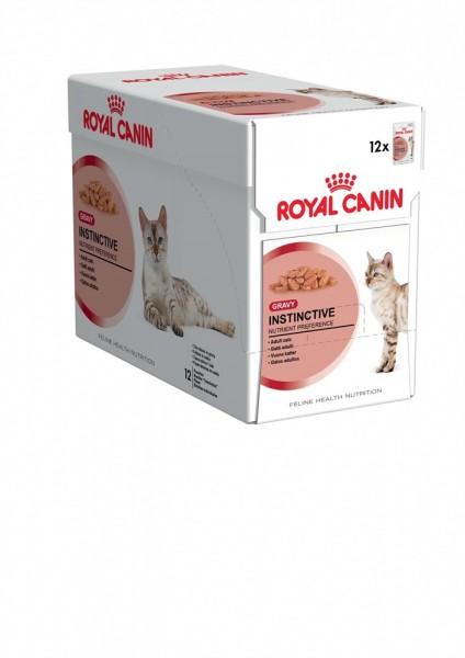 Royal Canin Instinctive in Soße 12 x 85g