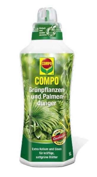 COMPO Grünpflanzendünger 1 Liter