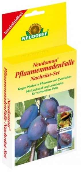 NEUDORFF Neudomon PflaumenmadenFalle Nachrüst-Set