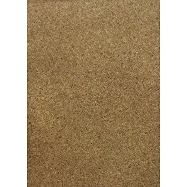 Kork Papier Granulat selbstklebend