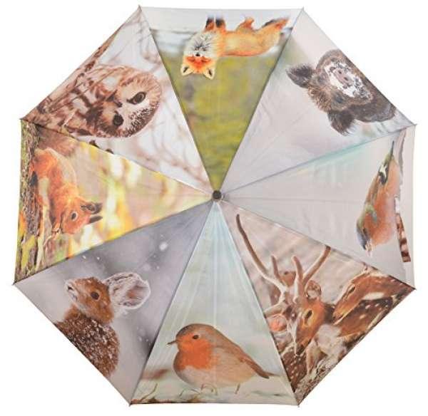 Esschert Design Regenschirm Winter