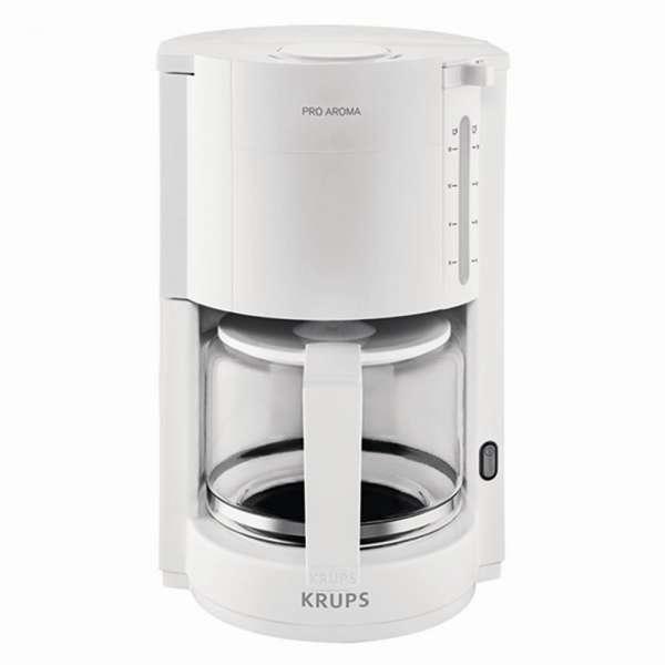 Kaffeeautomat F30901 Pro Aroma weiß