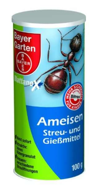 Bayer Garten Ameisenmittel Streu-Gießmittel 100g