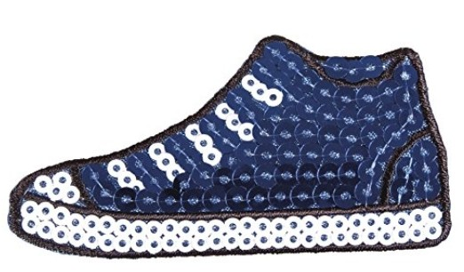 Patch Sneakers 7x3,7cm