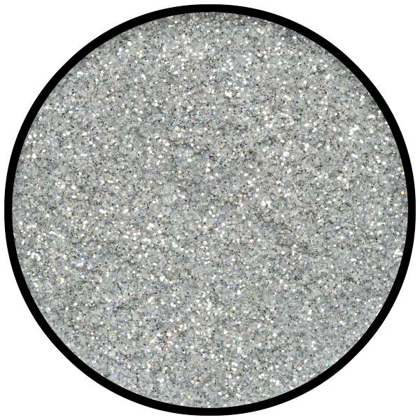Silber-Juwel fein holographisch 6g