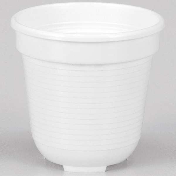 Blumentopf Standard 32cm weiß