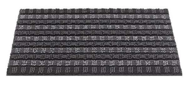 Hamat Fußmatte Quadro Scrape graphit 50x80cm