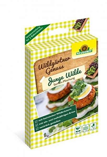 NEUDORFF WildgärtnerGenuss Junge Wilde 2 x 2 g