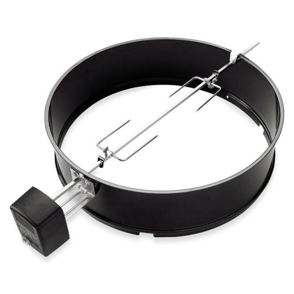 Weber Drehspieß für Holzkohlegrills mit 57cm Durchmesser