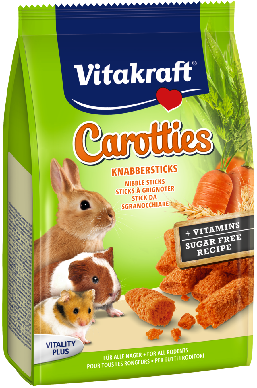 vitakraft carottis 50g snacks leckereien. Black Bedroom Furniture Sets. Home Design Ideas