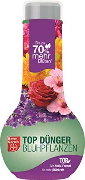 Top Blüte Balkonspflanzen 750ml