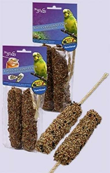 JR Farm Birdy's Honig-Austernschale-Karotte 2 Stück