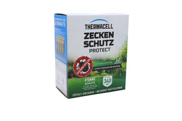 Zeckenschutz Protect Thermacell 8St. SBM