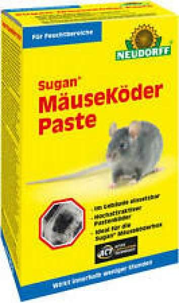 Sugan Ratten+Mäuseköderpaste 0,3kg Brodifacoum
