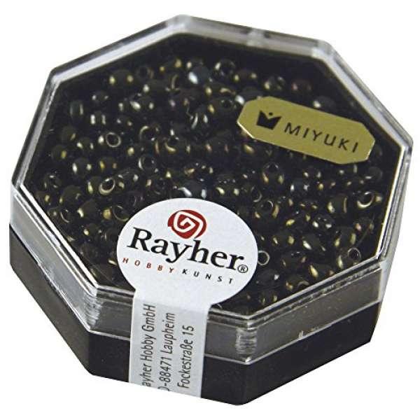 Miyuki-Dropmetallic atikolive 3,4mm