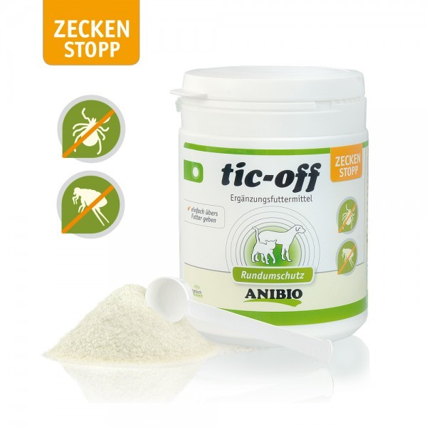 Anibio tic-Off 140g