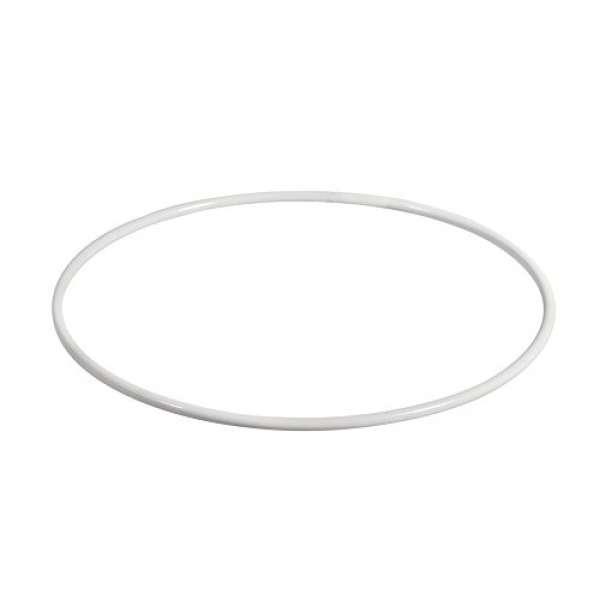 Metallring weiß 15cm