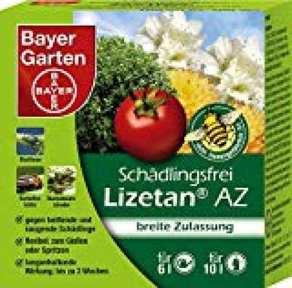 Lizetan AZ Schädlingsfrei 75ml