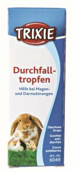 Trixie Durchfall-Tropfen Kleintiere, 15 ml