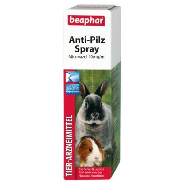 beaphar Anti-Pilz Spray 50ml