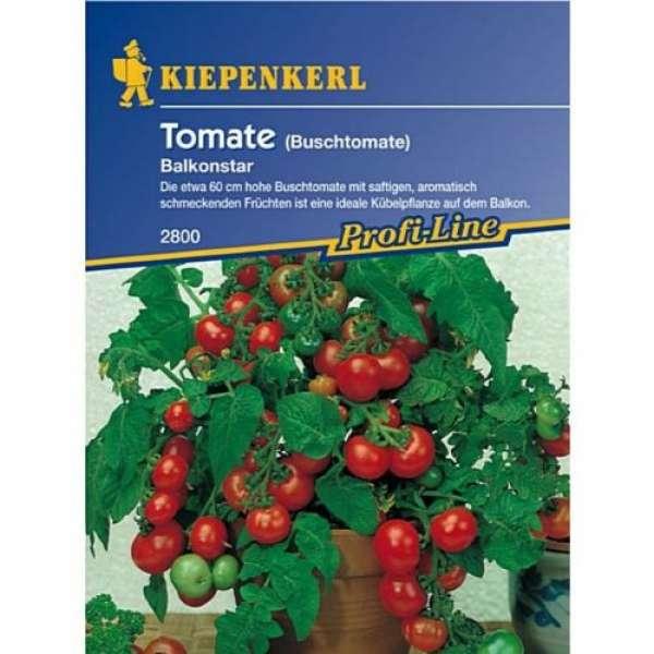Tomate Cherry NE Limetto F1 grün