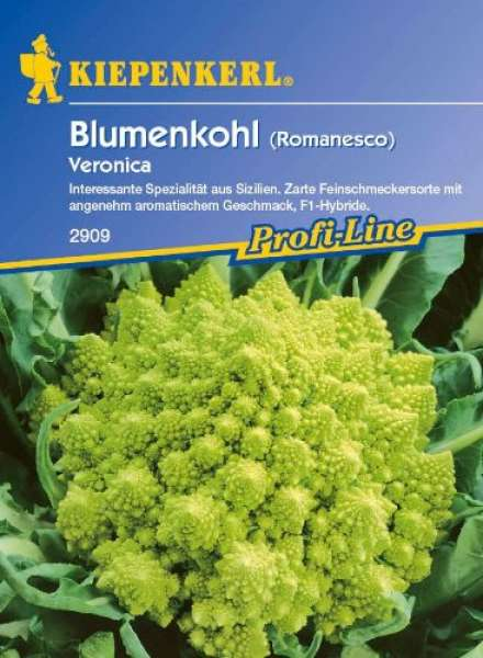 Kiepenkerl Blumenkohl Romanesco - Veronica F1