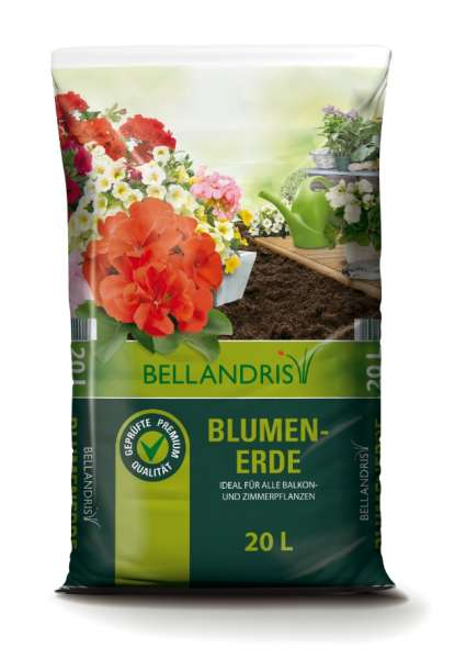 Bellandris Blumenerde 20L