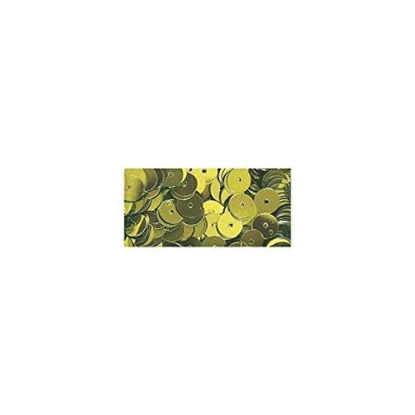 Pailletten oliv