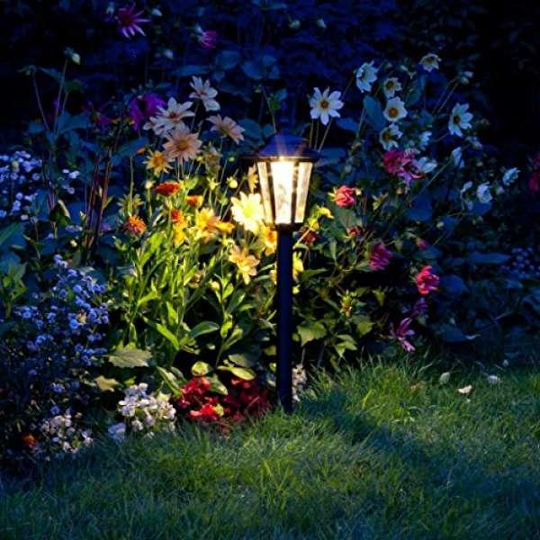 Gartenlampe Solarlampe Toulouse