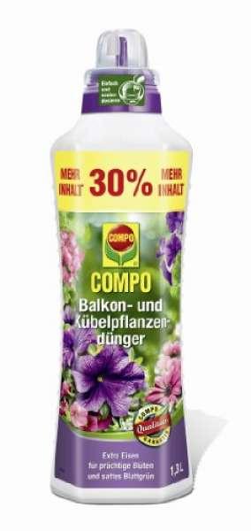 Balkon +Kübelpfl.Dg. 1,3L CO