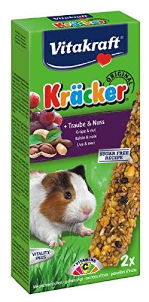 Vitakraft Kräcker Original Traube & Nuss 2 Stück