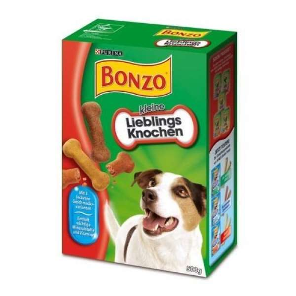 Bonzo | Lieblingsknochen | 500 g